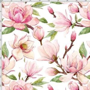Bilde av Jersey blomster store rosa magnolia