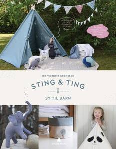 Bilde av Sting og ting - sy til barn