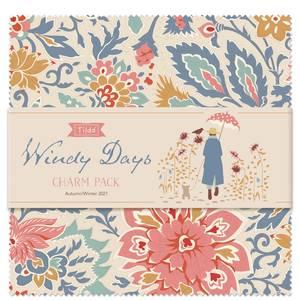 Bilde av Tilda Windy Days - Charm Pack