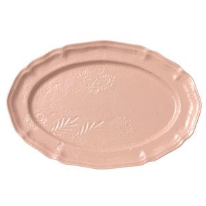 Bilde av Sthål - ovalt serveringsfat, Powder Pink