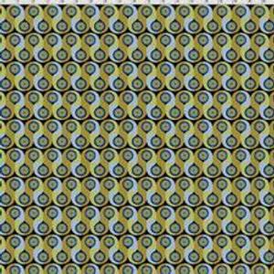 Bilde av Jersey digital - retro mønster i grønn og blå