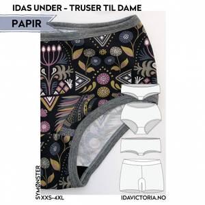Bilde av Ida Victoria - Idas Under: truser til dame