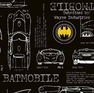 Bilde av Jersey - Batman Batmobile